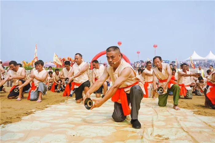 2019年日照渔民节祭海演艺活动7月15日上演 多景区同时开展