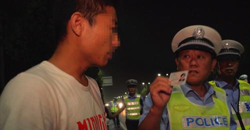 """滨州阳信一小伙""""套路""""深 """"套""""了俩名字蒙骗警察"""