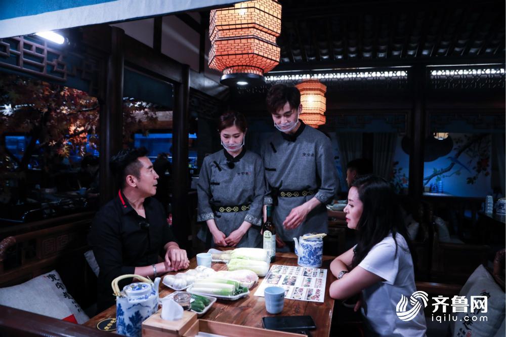 """5演员于莉红、马诗红老师以""""夫妻档""""身份惊喜现身川菜馆刁难学员_meitu_5.jpg"""
