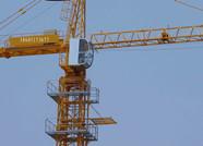 潍坊寒亭一在建楼盘塔吊吊装过程中发生意外 致1人死亡