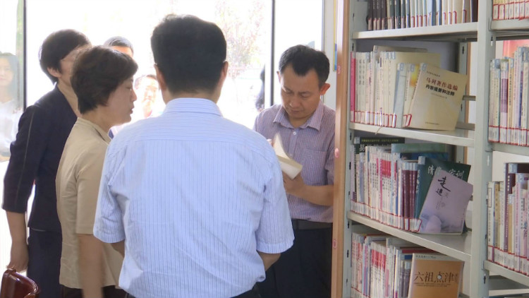 问政追踪丨全面排查摸底!省文旅厅就滨州沾化文化大院闲置问题进行督导整改