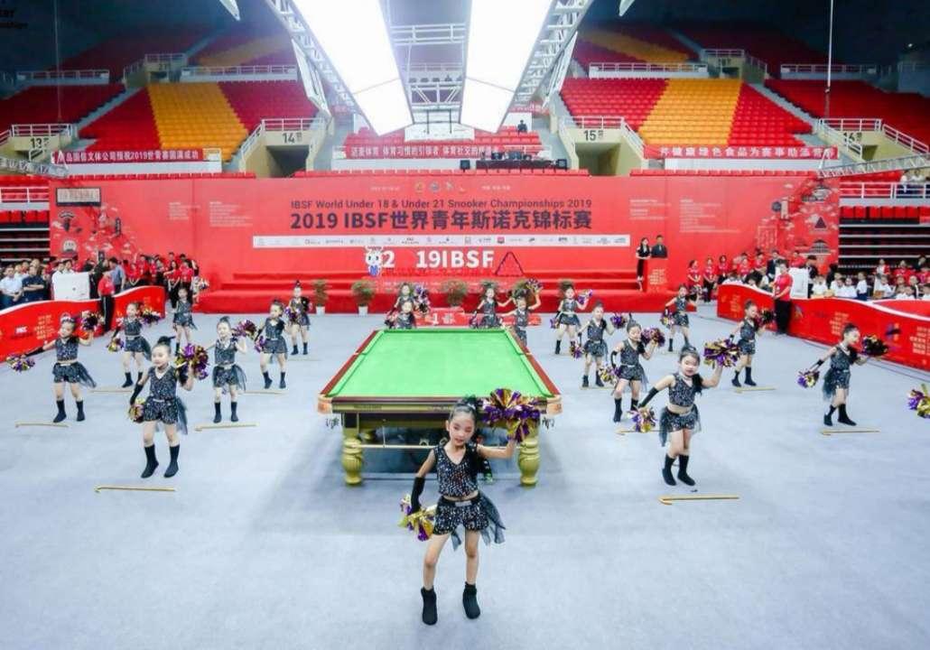IBSF世界青年斯诺克锦标赛青岛落幕