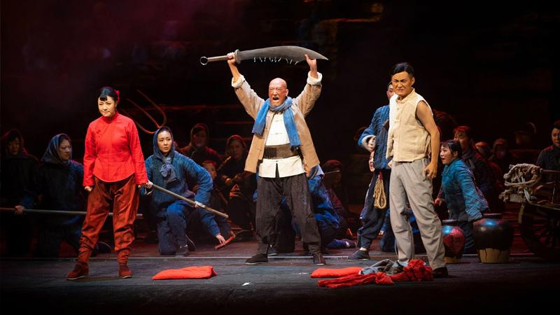 《光明日报》发文点赞《沂蒙山》:一部歌剧《沂蒙山》 一种精神永流传