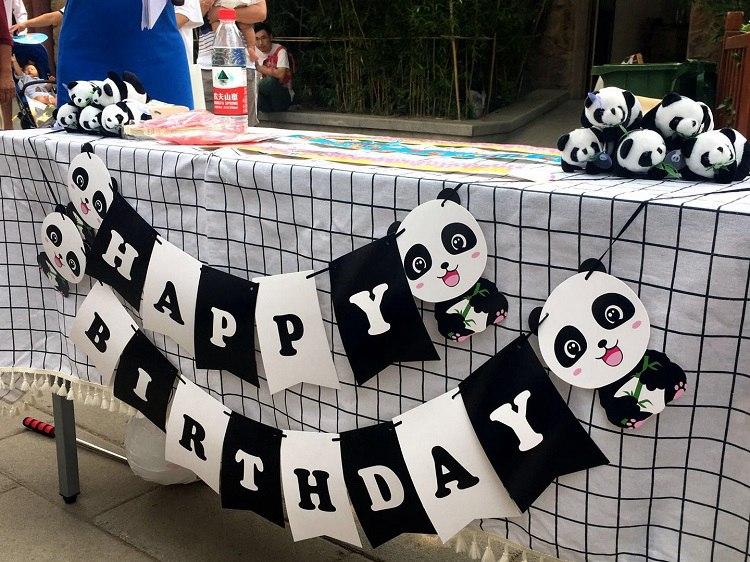 今天我12岁啦!大熊猫华奥迎来在济南第一个生日