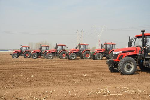 山东5家企业生产的12种产品通过省级农机推广鉴定