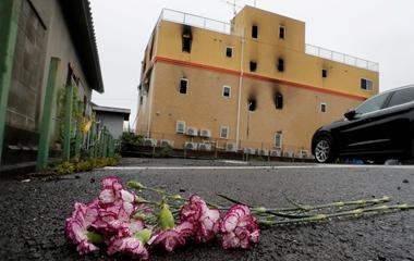 日本京都动画火灾 60%遇难者系女性:温柔的造梦者逝去