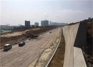 威海统一南路(崂山路—胶州路)道路工程8月底前可完工