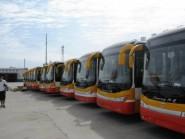 受鸢飞路施工影响 潍坊75路临时改变运行线路