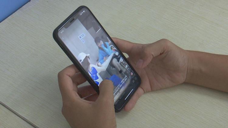 49秒|红包返现新骗术 临朐14岁学生看网红直播被骗3万多