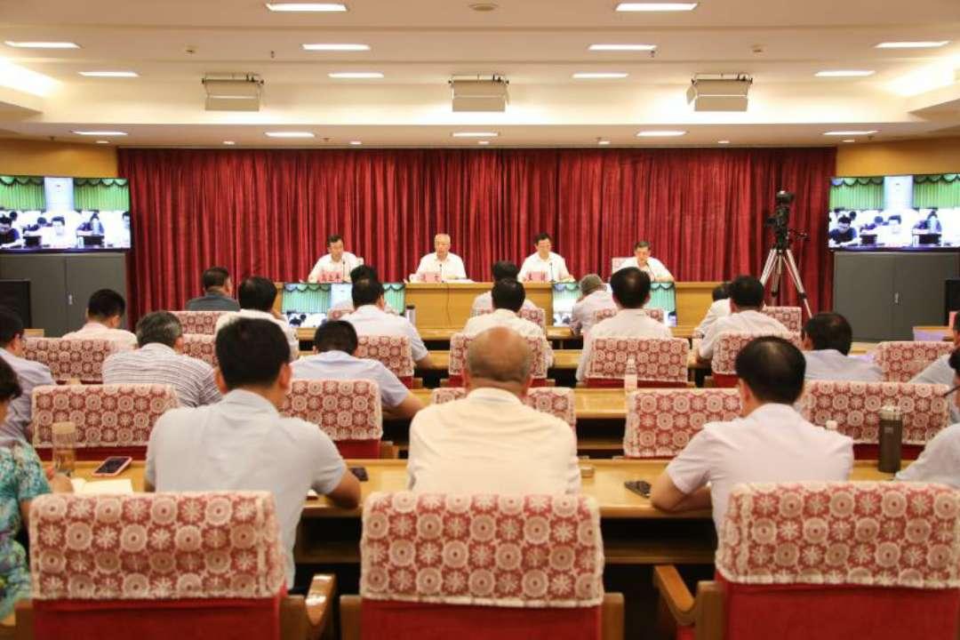 省政府召开电视会议对交通运输安全生产和防汛工作进行专题部署