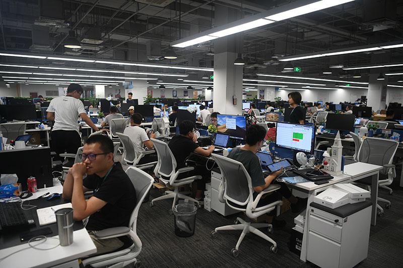 """北京字节跳动:智能驱动""""字节"""",""""跳""""出市值750亿美元的互联网巨头"""