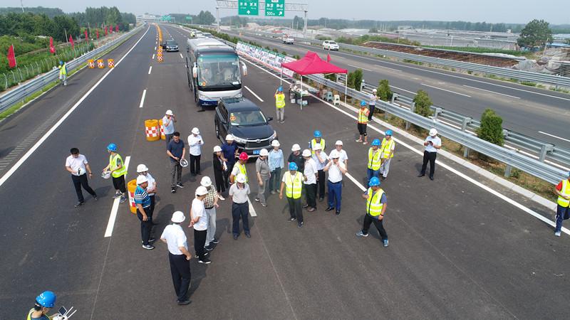 好消息!济青高速北线改扩建通过交工验收 月底正式通车