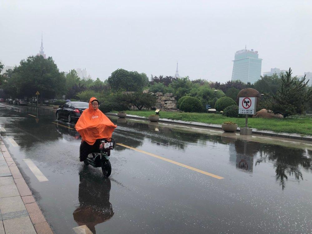 海丽气象吧丨降雨结束了? 预计下午至傍晚淄博局部还将有大雨或暴雨