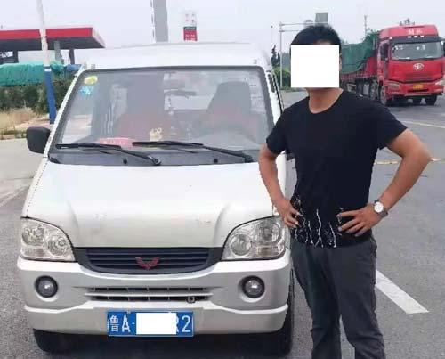 男子持伪造驾驶证上路 被惠民交警依法拘留15日