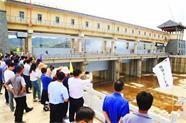 抗震烈度為7度 威海泊于水庫正式下閘蓄水