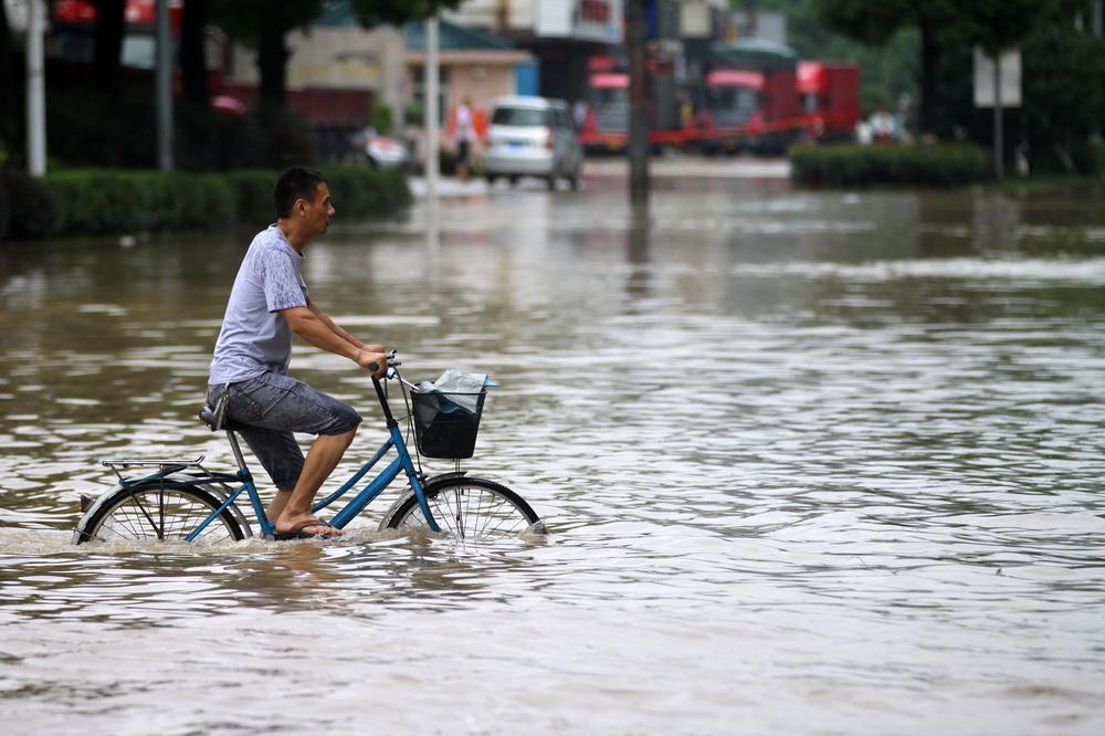 海丽气象吧丨雨势汹汹 临沂这个周末有中雨局部大雨或暴雨