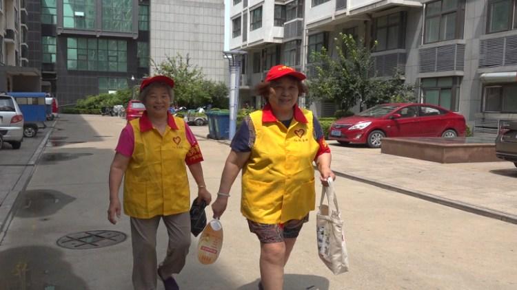 """116秒丨为预防暑期溺水 潍坊17位退休老人自发组成""""爱心巡河队"""""""
