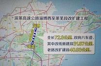 """""""升级版滨莱高速""""即将通车!山东还将新建一批高速公路"""