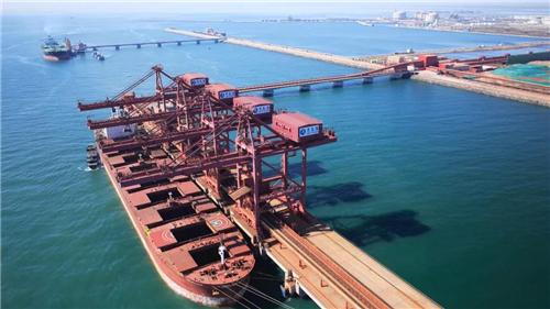 山东渤海湾港口集团完成潍坊东营滨州三个国有港口的整合