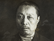山东广播电视台记者揭开中国共产党早期组织成员杨明斋相貌之谜