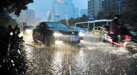 海丽气象吧|强降水+8级阵风 临沂继续开启降雨模式