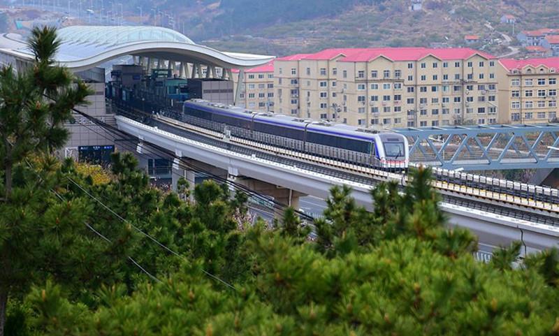 青岛地铁11号线首班车提前 从即墨到市区通勤更便利
