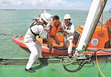 健全海上搜寻救助补偿机制!山东拟对海上搜寻救助立法