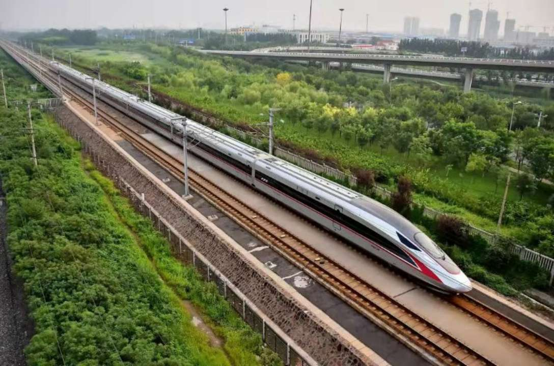 通车倒计时!鲁南高铁日照西至曲阜东段开始联调联试