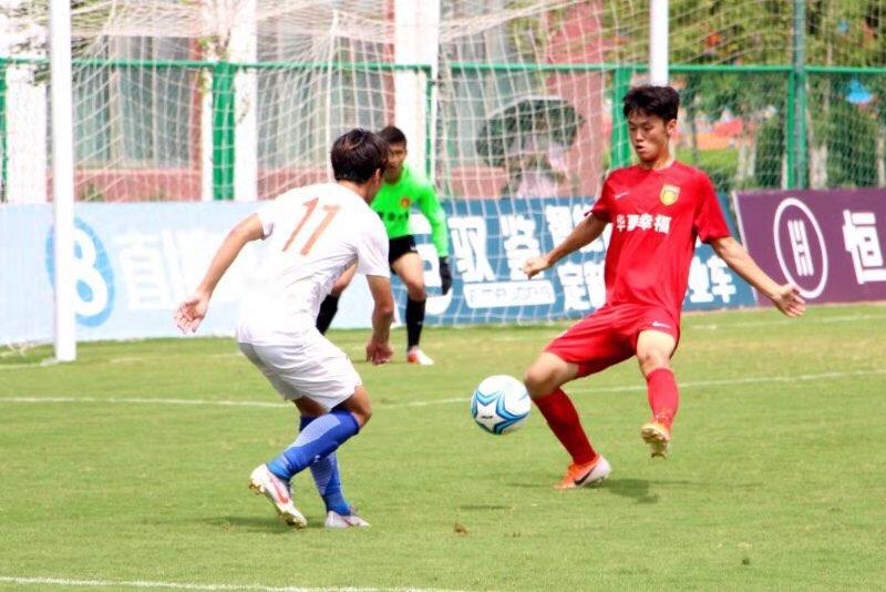 潍坊杯排位赛 山东鲁能3:0河北华夏幸福
