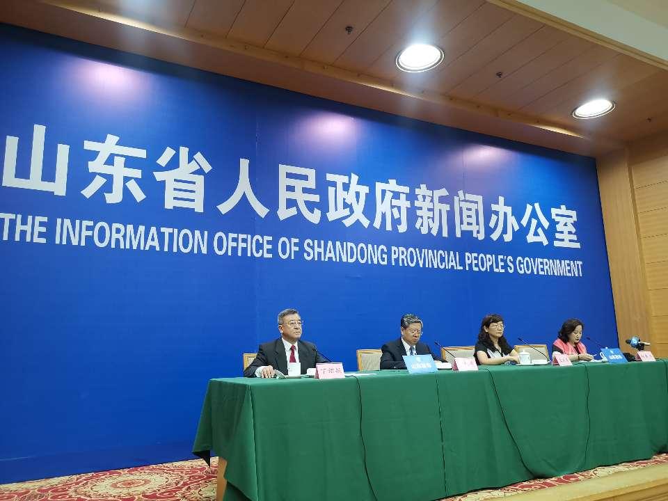 山东省新旧动能转换重大项目发布会10月19日召开 将发布120个重大项目
