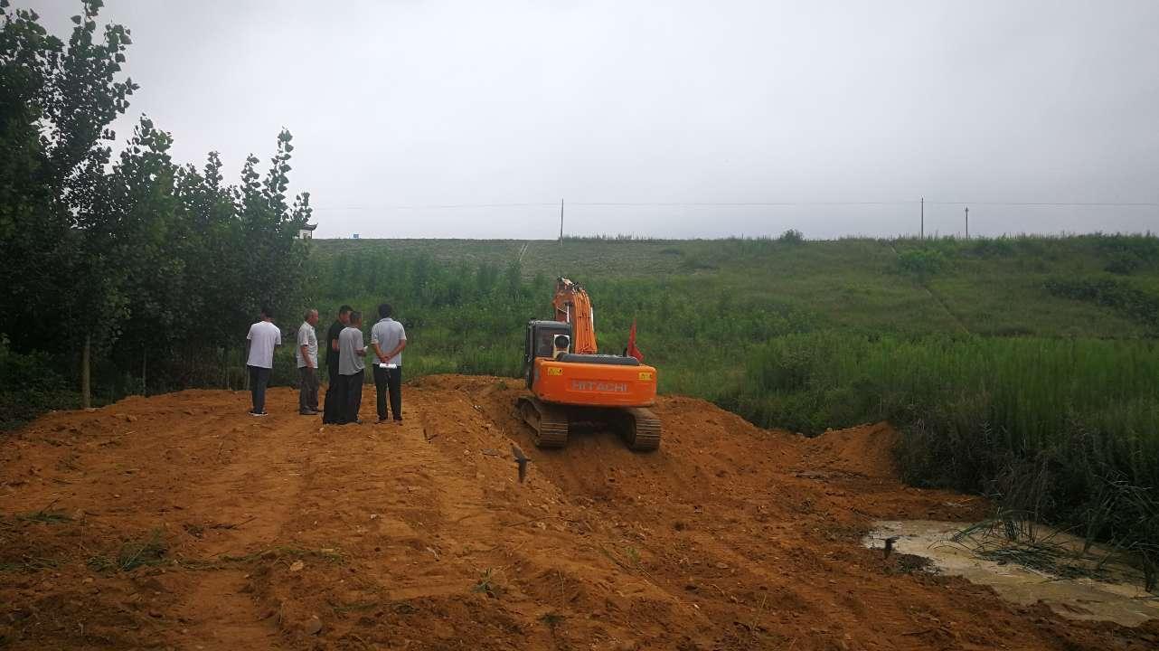 问政山东|农业公司私挖平塘致青岛高程水库泄洪道不通畅 现已整改到位