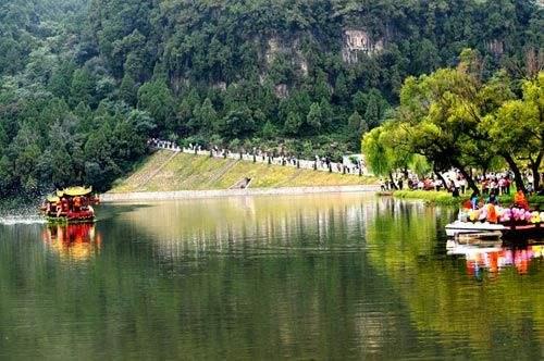 第十二届中国(沂源)七夕情侣节8月7日开幕,十个主题活动奏响爱的乐章