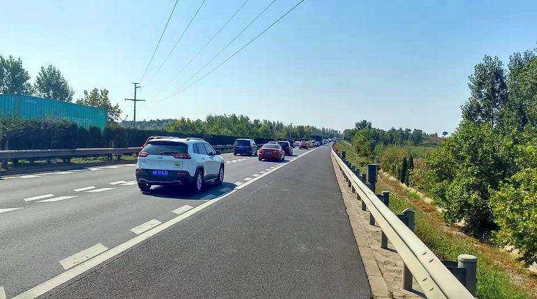 司机注意!青岛同三高速公布六大交通安全隐患路段