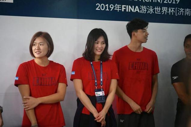 组图丨2019游泳世界杯济南站开战在即!泳坛名将叶诗文刘湘都来了