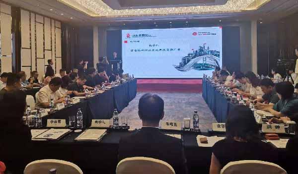 """鲁港持续深化经贸合作 助推鲁企开拓""""一带一路""""新商机"""
