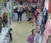 张店:打着试衣的幌子盗窃 女子顺衣服上瘾作案价值上万元