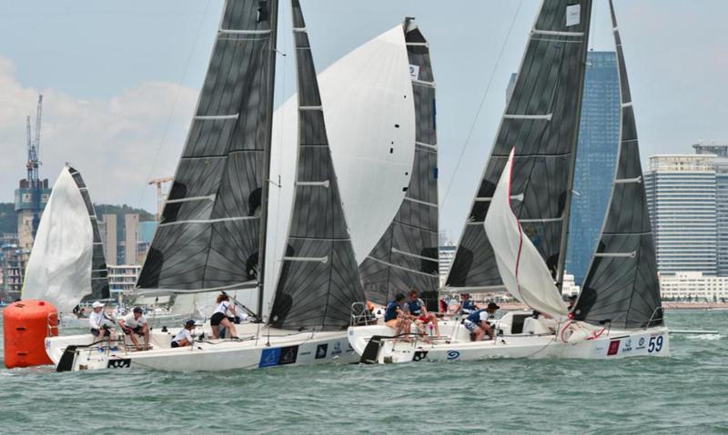 一起来航海!青岛国际帆船周海洋节9日开幕 7大板块50项赛事邀您观战