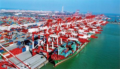 青岛打响运输结构调整攻坚战 三年累计增加铁路货运量2100万吨