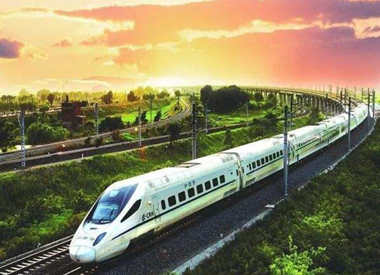 53秒|鲁南高铁与京沪高铁顺利接轨! 年底通车日照到北京只需3小时