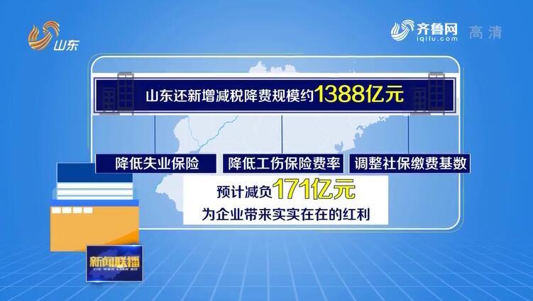 【在习近平新时代中国特色社会主义思想指引下 ——新时代 新作为 新篇章】山东:援企稳岗 实现稳就业