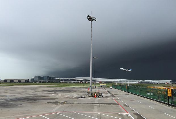 """注意!受台风""""利奇马""""影响 山航这些航班调整或取消"""