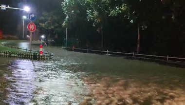 22秒丨截至22时,兰陵县降雨量达243.5毫米!成为山东之最