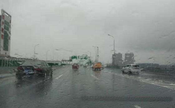 海丽气象吧丨临沂20个站点降雨超过100毫米 最大降雨点达265.3毫米