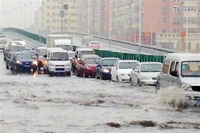 驾驶员注意了!青岛交警发布全市225处易积水路段
