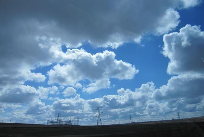 海丽气象吧丨济宁本周以多云为主 有一次降雨天气过程