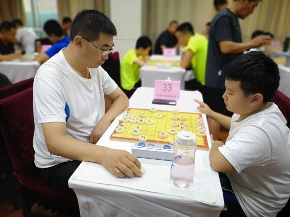 山东省第十一届象棋万人赛济南赛区预赛落幕