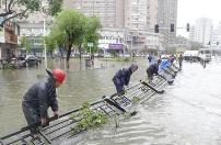 暴雨已致淄川多地停电,开发区部分区域停水