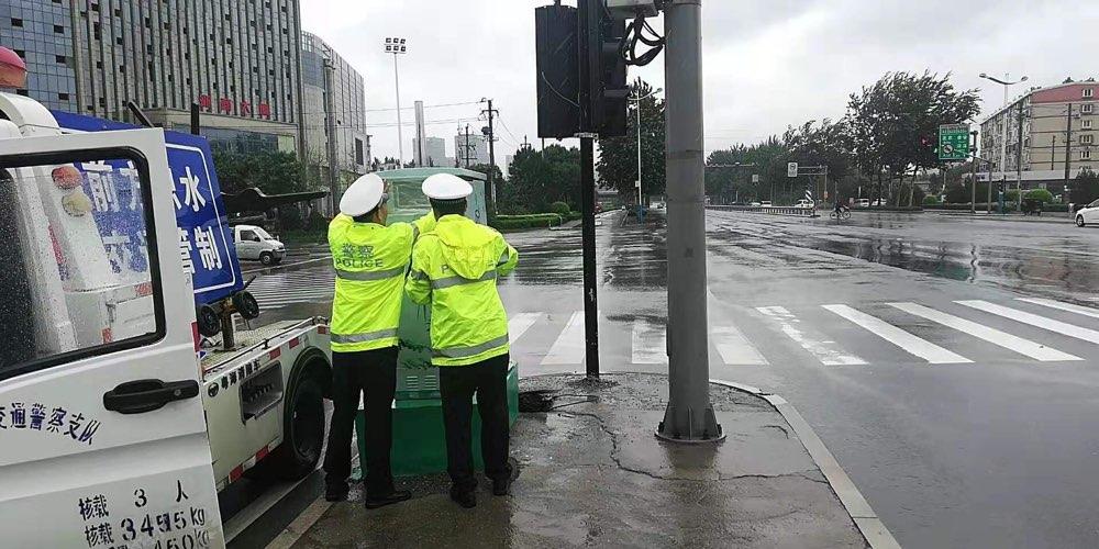 最新!截至8月11日20时,济南仍有6处道路积水交通管制路段