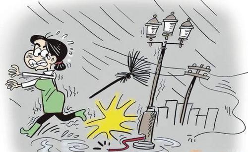 紧急通知!因道路积水严重 滨州市主城区路灯暂停开启
