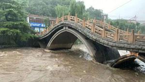 """海丽气象吧丨台风""""利奇马""""逼近!淄博博山区全城积极应对"""
